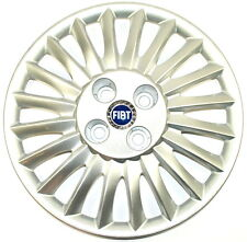 "FIAT GRANDE PUNTO 15 ""ruota rifinitura Blue Badge singolo X1 Nuovo + Originale 51733005"