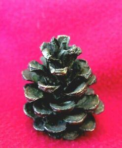 Bronze-Cast-034-Red-Pine-Cone-034-Unique-Sculpture-Modern-Art-Foundry-2-034