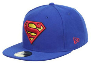 Era 7 6 Fitted Marvel 8 Cap Superman Base New 8 Logo 6Td7dnx