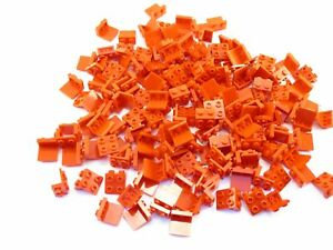 NEW 44728 Lego Red Bracket 1x2-2x2