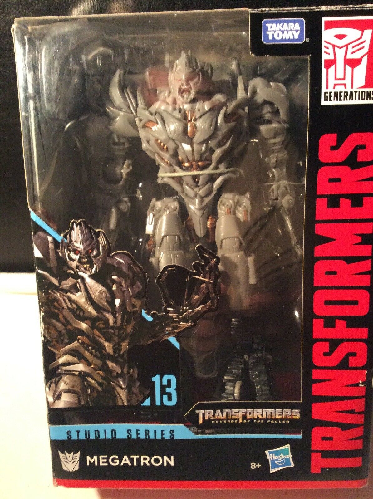 Transformers Studio Series 13 Voyager Revenge of the Fallen Megatron Brand New