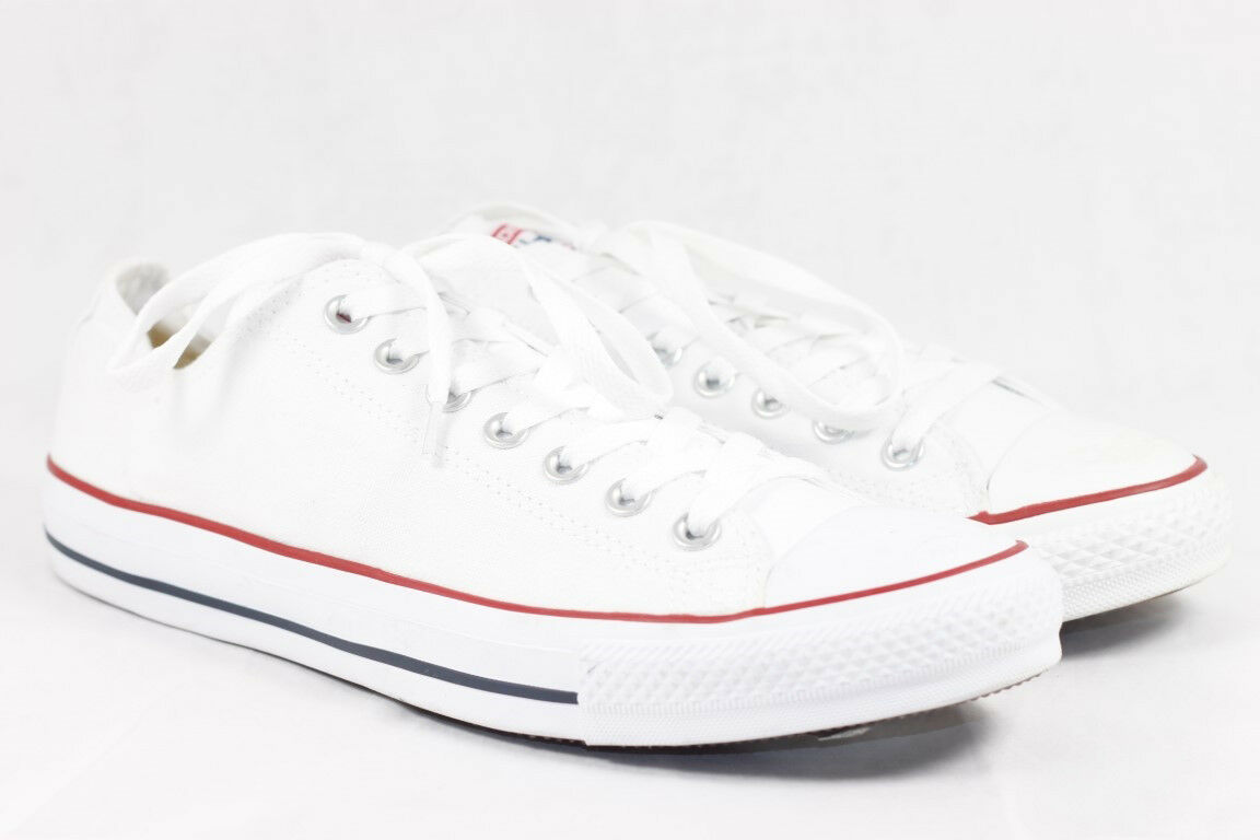 Converse Chuck Taylor All Star Core M7652 Unisex White Low Top Oxford Sneaker
