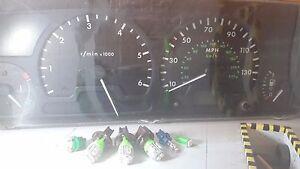 VW POLO 6n FRECCIA porta CILINDRETTI SERRATURA Kit Riparazione Anteriore L o R 6n0837223a