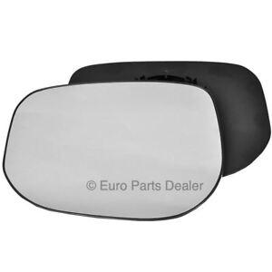 Wing Mirror Glass For Honda Fit 2007-2014 Left Passenger Side