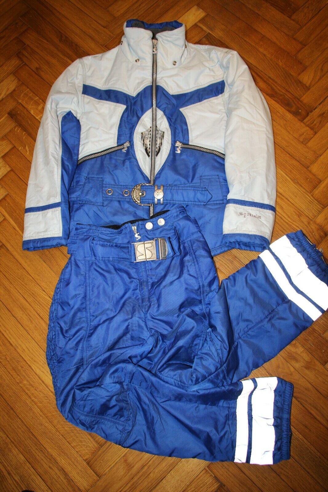 Auth Sportalm Ski suit Vintage  Snow Ski Suit damen Größe 38