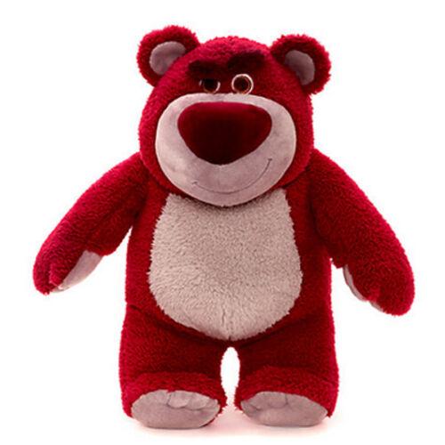 New Official Disney Toy Story 3 Lotso Bear parfumée 32 cm Soft Plush Toy
