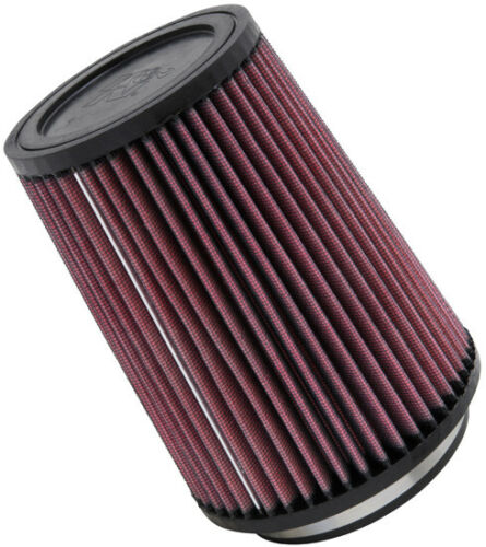 "K/&N RU-2590 Air Filter Conical Cotton Gauze 4/"" Inlet Car Truck SUV 4 in NEW"