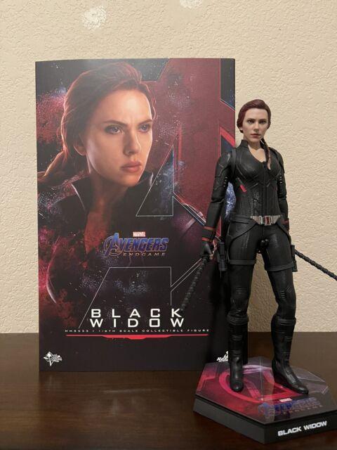 Hot toys Avengers: Endgame Movie Action Figure 1/6 Black Widow MMS533