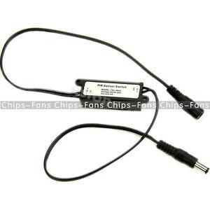 MINI Aotomatic DC5-24V PIR Infrared Motion Sensor Detector Switch for LED Strip