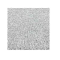 Misty Gray Indoor Outdoor Area Rug Carpet Non-skid Marine Backing Unbound