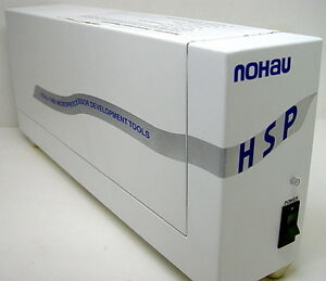Details about Nohau 80C51 MX-2 Circuit Emulator EMUL51-PC/AE /ETR64-50  /EA256-MX-24 HSP Box