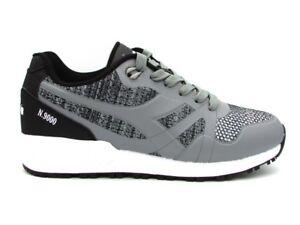 negro 75073 zapatillas N9000 blanco gris modernas 172295 Diadora dTXwx050