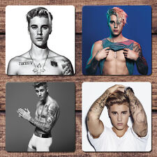 Justin Bieber Coaster Set NEW What Do You Mean Boyfriend Baby Sorry