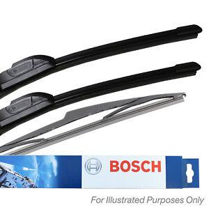 FITS OPEL INSIGNIA B Estate Bosch Aerotwin Retro-Fit Front Wiper Blades