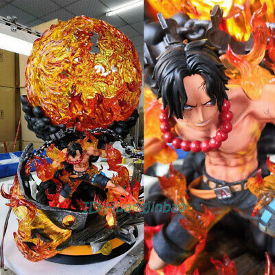 Portgas D Ace Resin Model Fire Fist Painted Statue One Piece Sculpture Anime Gk Ebay You can also upload and share your favorite one piece ace one piece ace wallpapers. portgas d ace resin model fire fist painted statue one piece sculpture anime gk ebay