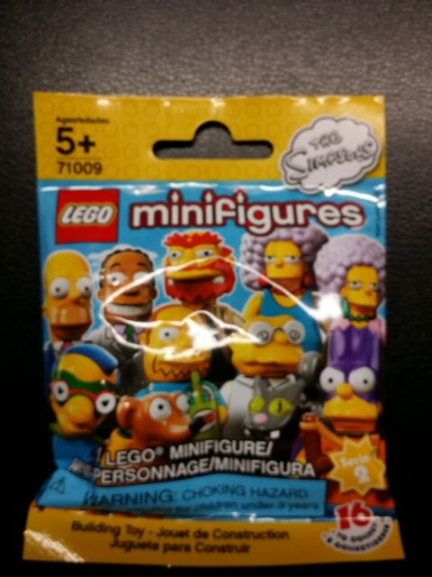 """NEW! LEGO Minifigure 71009 Series 2  """"BLIND BAG""""  ~ FACTORY SEALED"""