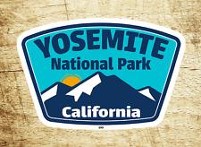 "Sierra National Forest Decal Sticker 3.75/"" x 2.5/"" California Park Vinyl"