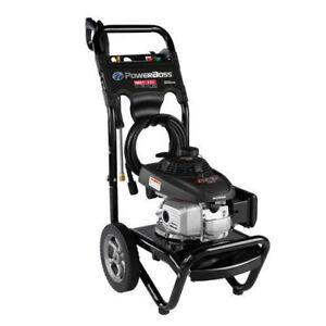 PowerBoss 2800 PSI 23 GPM Honda Gcv160 Engine Gas Pressure Washer