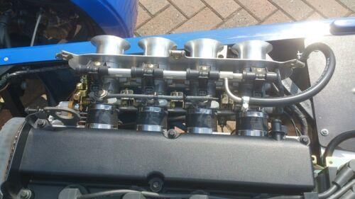 VELOCITY Stack Kit Para GSXR750//1000//1300 Válvula reguladora cuerpos 90mm de largo