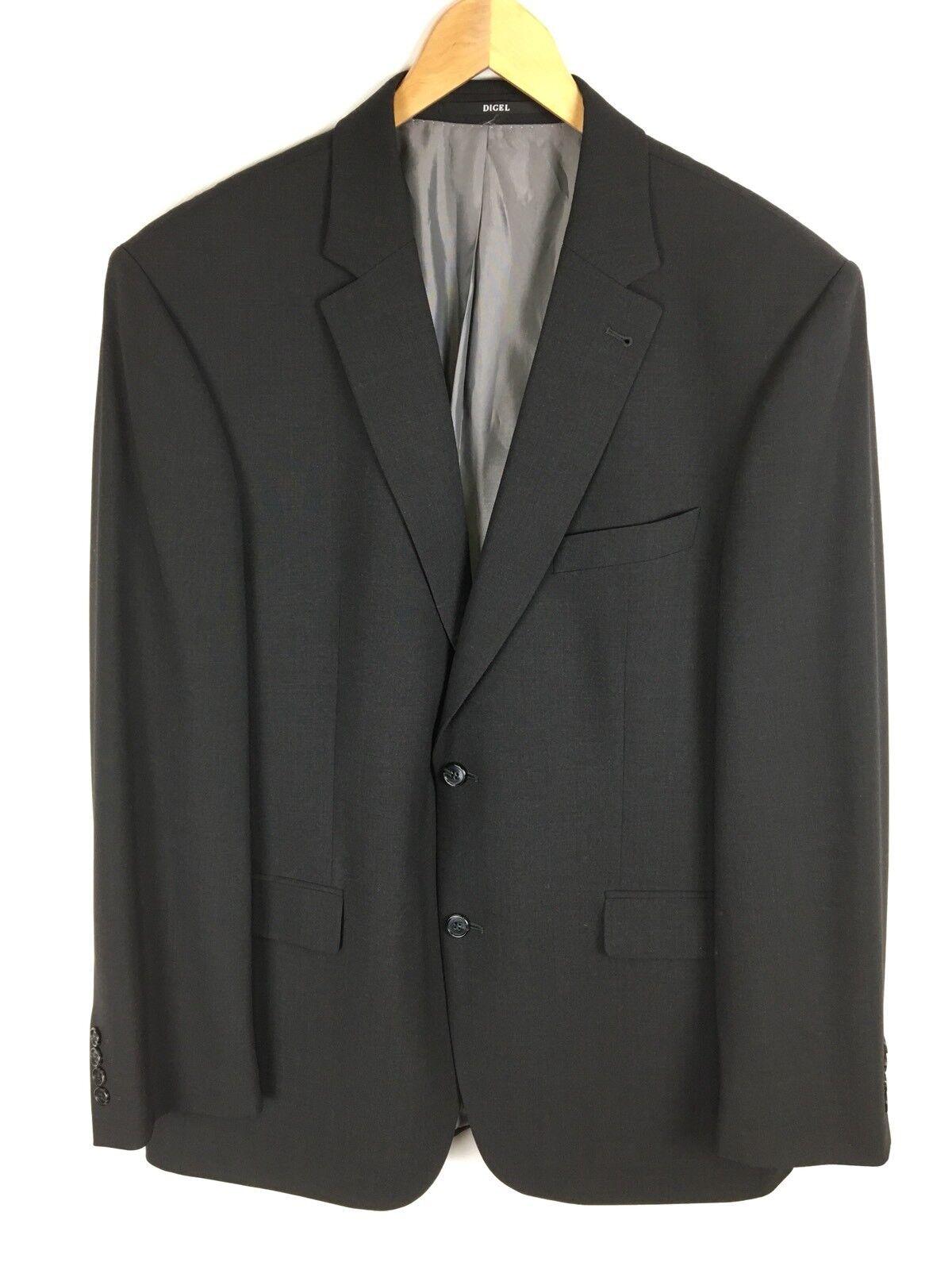 DIGEL Sakko, schwarz, Größe 54
