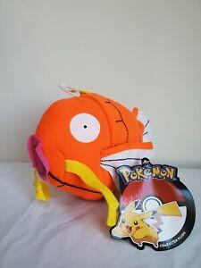 New Pokémon Magikarp Stuffed Plush Doll Kids Gift Toy Official License Authentic