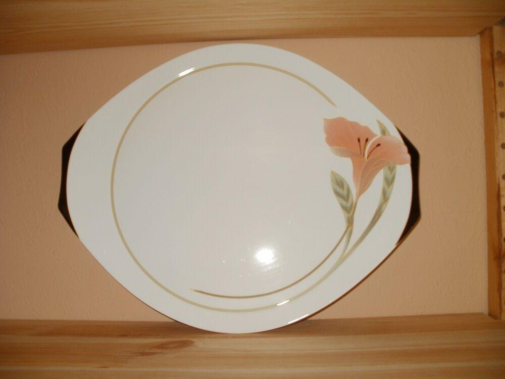 Villeroy & Boch Iris Kuchenplatte 36x30cm gebraucht