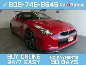 2009 Nissan GT-R LEATHER | NAV | AWD | SHOWROOM CONDITION |ONLY 14K