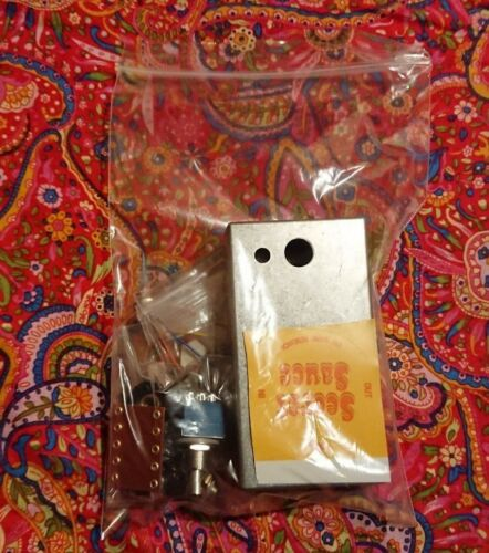 GMR Secret Sauce Handwired Boost Pedal Kit//Fully Assembled