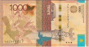 banknote 2014 UNC Kazakhstan 1000 Tenge