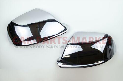 Chrome Aile Porte Miroir Housse Capuchon Fit for Audi Q7 2010-2015