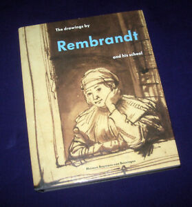 The-Drawings-by-Rembrandt-and-his-school-J-Giltaij-hardcover-DJ-Museum-Boymans