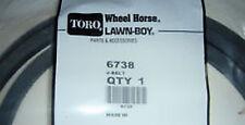 Toro Wheel Horse OEM  6738 Deck Belt