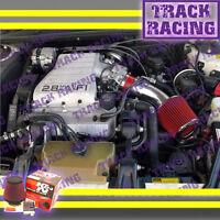 88 89 90 91 92 93 94 Chevy Cavalier Z24 2.8l 3.1l V6 Air Intake Kit+k&n Red