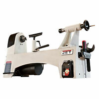 S Variable Speed Wood Lathe Jet 719200 on sale