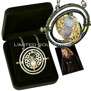 Harry-Potter-Horcrux-Gold-Plated-Pendant-Hermione-Granger-Time-Turner-Necklace