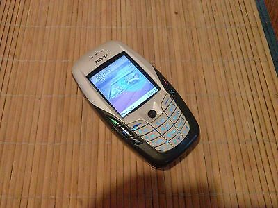 Nokia 6600 Unlocked and collectible
