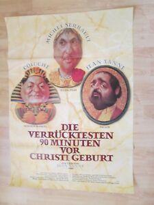 Filmplakat-Die-verrueckten-90-Minuten-vor-Christi-Geburt-Motiv-B