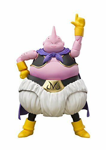 S.H. Figuarts Dragon Ball Majin Buu - Good - About 180Mm Abs & Pvc Painted Acf s