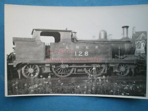 PHOTO LNER 242T LOCO NO 128  AT DARLINGTON 1936 - Tadley, United Kingdom - Full Refund less postage if not 100% satified Most purchases from business sellers are protected by the Consumer Contract Regulations 2013 which give you the right to cancel the purchase within 14 days after the day you receive th - Tadley, United Kingdom