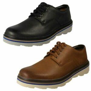 Clarks zapatos cordones Hombre Frelan Walk | Zapatos hombre