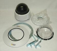 Axis P5512 Network Cameras Lot Of 5 With Accessories