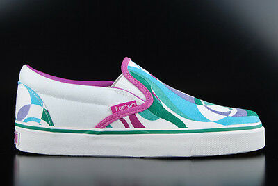 KUSTOM SCHUHE ANABEL SUMMER SNEAKER SLIP ON