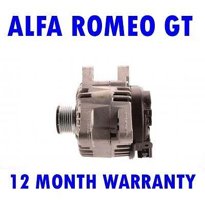 Alfa Romeo GT 1.9 Coupe 2003 2004 2005 2006 2007 2008-2010 Alternador