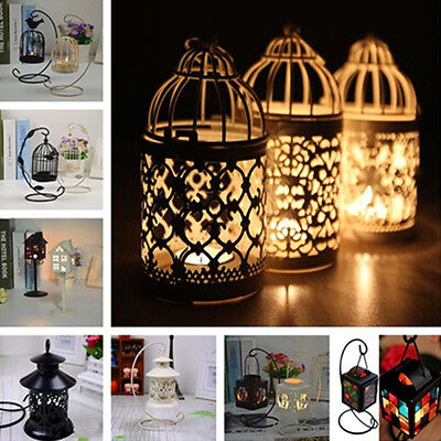 Retro Vintage Candle Holder Romantic Candlestick Home Party wedding Decor Xmas@@