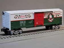 LIONEL NORTH POLE CENTRAL SANTA'S HELPER BOXCAR train holiday NPC 6-82545 B NEW