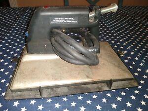 Crain 890 6 Quot S C Pro Carpet Seam Iron Ebay