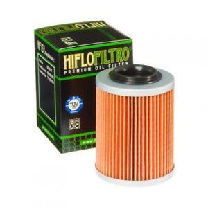 Filtro-de-aceite-Hiflo-Quad-BOMBARDIER-330-Outlander-Ho-4X2-2004-2005-Nuevo