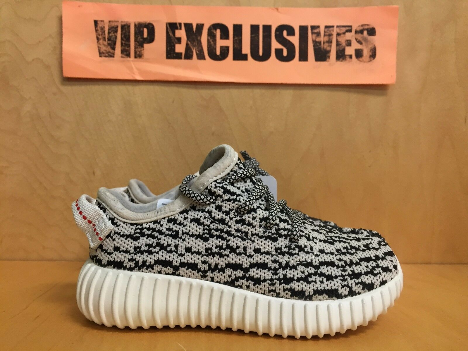 42a5e00e378 adidas Yeezy Boost 350 Infant Private Black - Bb5355 8 for sale online