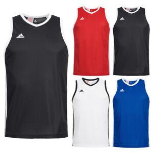 Adidas commandant Enfants Basket maillot jersey shirt 128 140 152 164 176 nouveau-afficher le titre d`origine BdcM8UPa-07134918-993140592