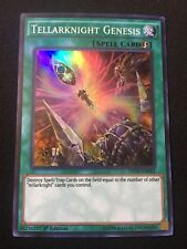 Super Rare  NM//Mint Yu-Gi-OH Tellarknight Genesis INOV-EN062 1st Ed